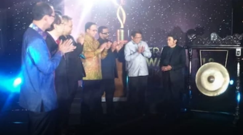 Sejumlah Tokoh Hadiri MoeslimChoice Awards 2018 dan Peresmian MoeslimChoice TV