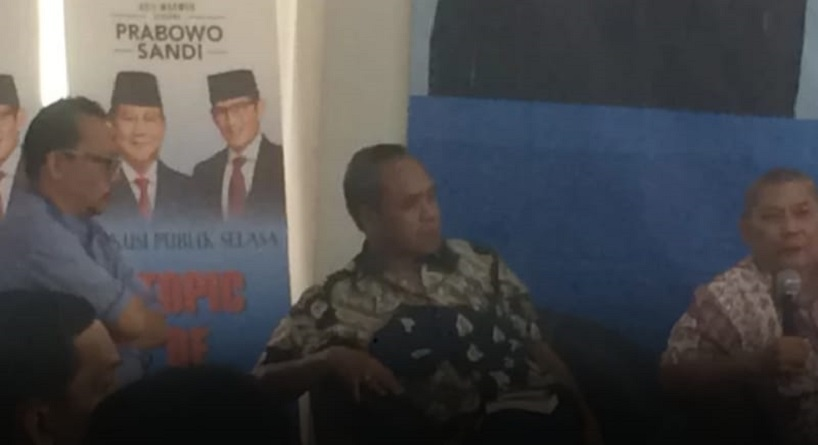 Benny K Harman Ragukan Netralitas Polri, TNI dan BIN