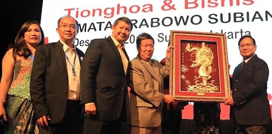 Bertemu Pengusaha Keturunan Tionghoa, Ken Ken Prabowo Sangat Menghargai Perbedaan