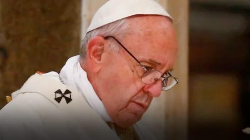 Doa dari Paus Fransiskus untuk Korban Tsunami Selat Sunda