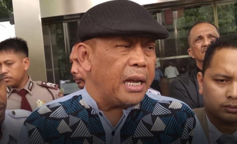 Eggi Sudjana Laporkan Jokowi dan Sri Mulyani ke KPK