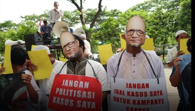 Garda Nawacita: Jangan Politisasi Kasus Novel Baswedan