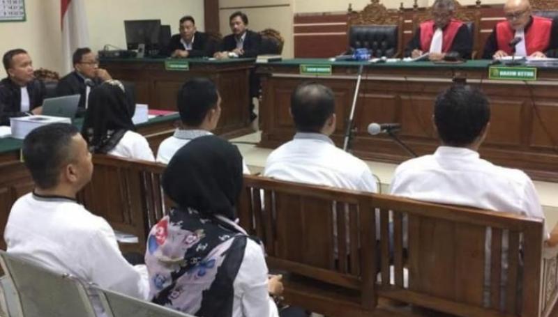 18 Mantan Anggota DPRD Kota Malang Dijatuhi Divonis