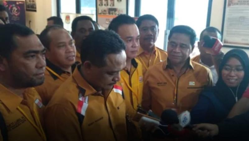 Hanura Ancam Polisikan Semua Komisioner KPU