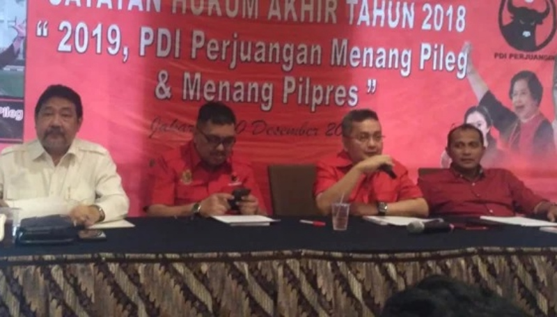 Tekan Korupsi Kepala Daerah, PDIP Dorong Sistem Pemilu Proporsional Terbuka