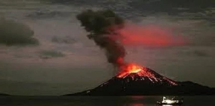 Kaitan Tsunami dan Letusan Krakatau Masih Dipelajari
