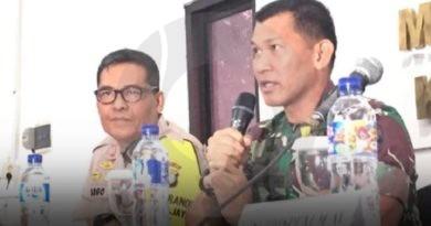 Kapendam Penembakan Letkol Dono Kriminal Murni