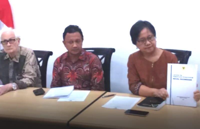 Komnas HAM Serahkan Fakta Mutakhir Kasus Novel ke KPK dan Polri