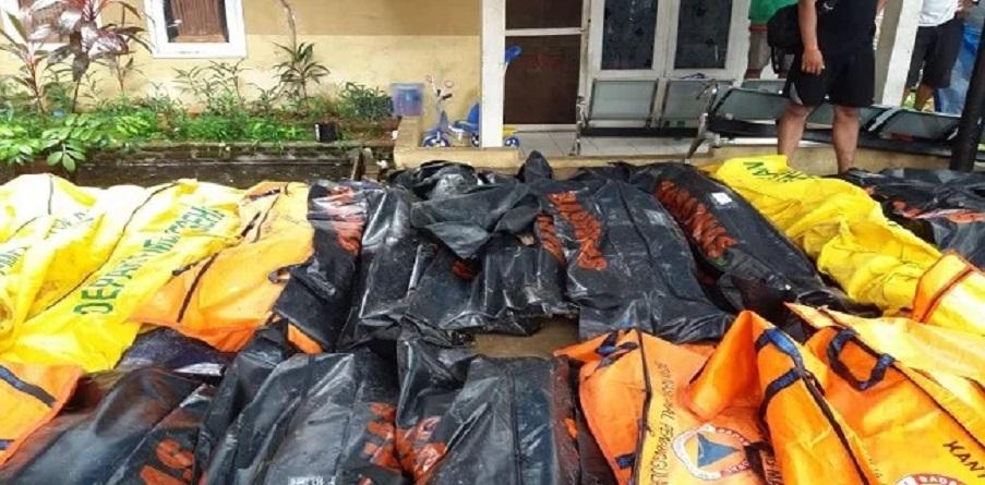 Korban Tsunami Dipungli, Polisi Periksa Empat Terduga Pelaku