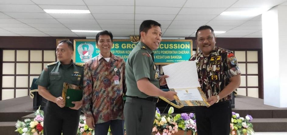 PD XIII GM FKPPI Jatim Jadi Percontohan Organisasi Kepemudaan di Indonesi
