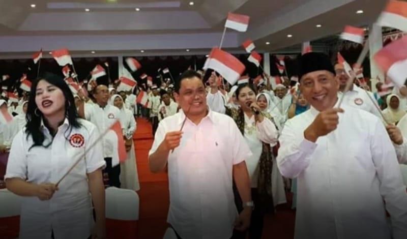 Relawan 'Sedulur Jokowi' Targetkan 70 Persen Suara di Jatim