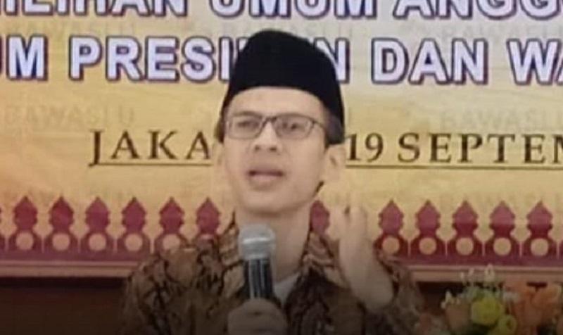 Wajar Ma'ruf Amin Diminta Tancap Gas, Jokowi Butuh Tambahan Suara