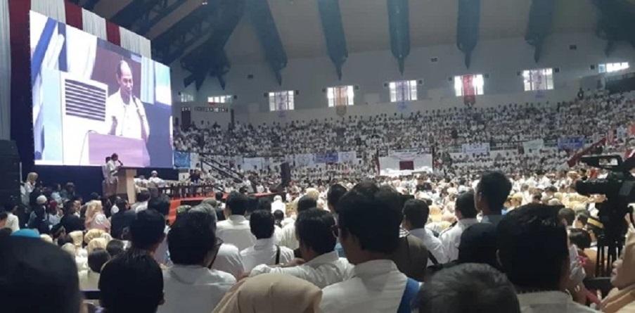 Alumni dari 115 Kampus se Indonesia Deklarasi Dukung Prabowo-Sandi
