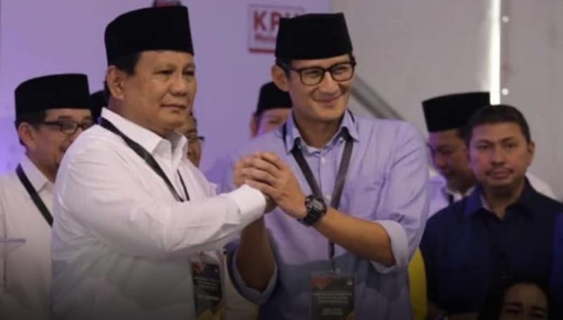 Tak Ingin Tersandera Pemilik Modal, Prabowo-Sandi Rogoh Kocek Pribadi