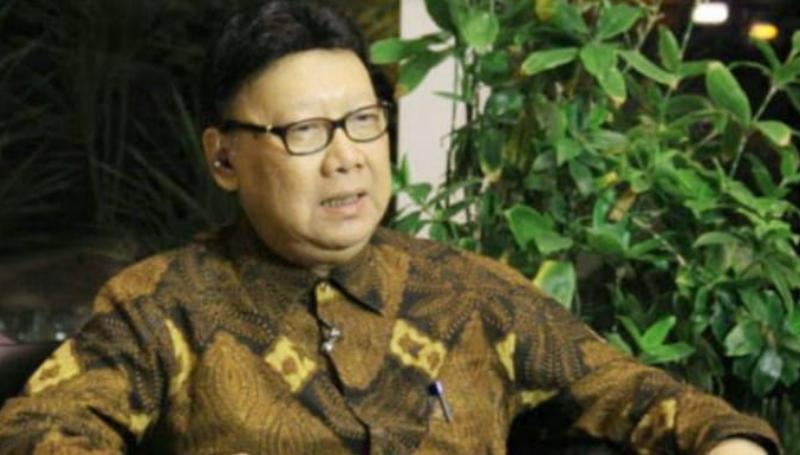 KPK Harus Minta Imigrasi Cegah Tjahjo Kumolo ke Luar Negeri