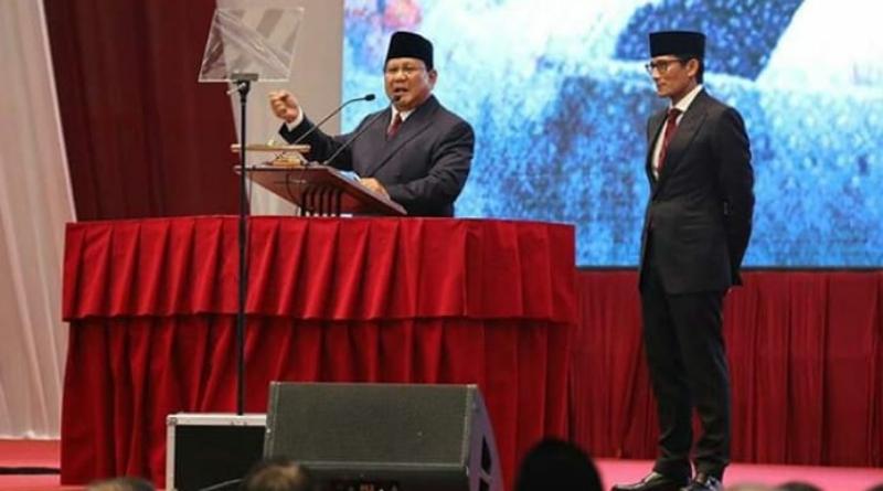 Prabowo: TNI, Polri, dan BIN, Setialah pada Negara, Bukan pada Orang per Orang