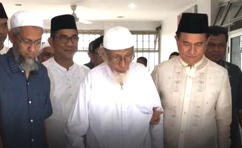 Info Pembebasan Abu Bakar Ba'asyir Simpang Siur, Hari Ini Diluruskan
