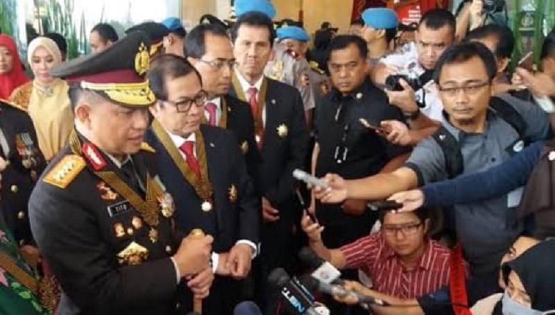 Jenderal Tito Polri Bukan Milik Seseorang