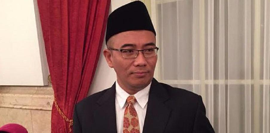 Soal Kabar 7 Kontainer di Tanjung Priok, KPU Surat Suara Belum Dicetak