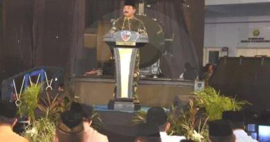 Panglima TNI: Semoga Persaudaraan Kembali Terjalin di Bulan Suci Ini