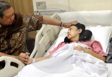 Innalillahi wa Inna Illaihi Rojiun, Ani Yudhoyono Berpulang