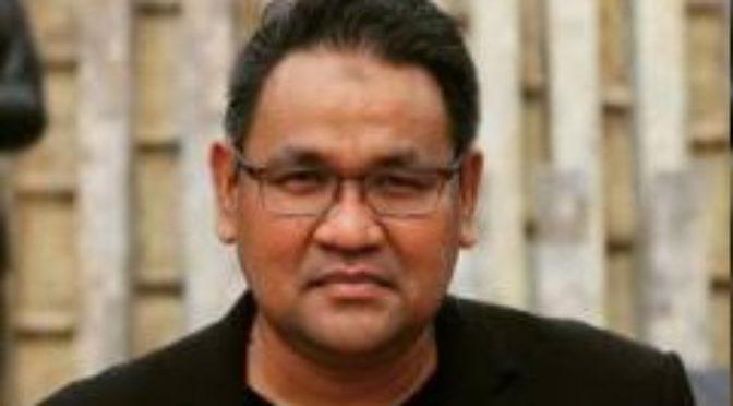 Teguh Santosa Ketua Umum Jaringan Media Siber Indonesia