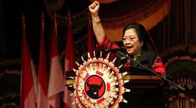 Sikapi Insiden Bakar Bendera, Megawati Keluarkan Surat Perintah untuk Kader