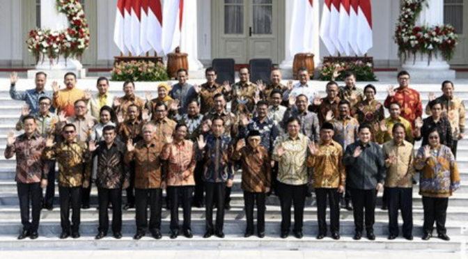 Jokowi Diyakini Segera Rombak Kabinet