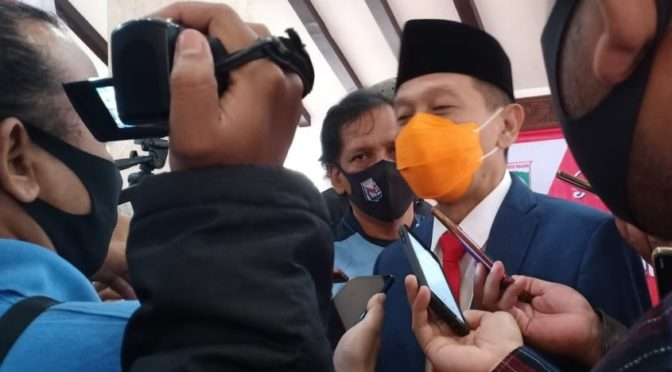 Resmi Jabat Sekda Kabupaten Malang, Wahyu Hidayat Diminta Uswatun Hasanah